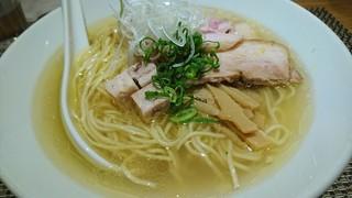 生粋 花のれん - 特製旨み鶏だし(塩) 1000円