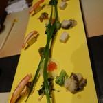 金鮓 - 前菜