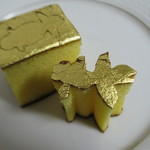 まめや 金澤 萬久 - 料理写真:金のかすてら・金魚