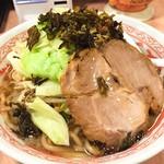 麺処 湊生 - キャベふじ麺(780円)