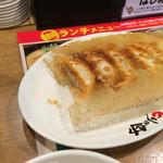 56454485 - 白ご飯餃子ランチ