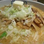 Ajinotokeidai - 味噌バターラーメン850円