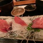 松よし - マグロ刺身定食