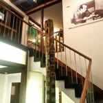 ハマコーヒー - 複合文化施設・萌(ほう)の階段
