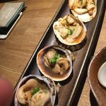 貝料理専門店 貝しぐれ - 大アサリ