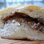 ホームベーカリー麦 - 豚まんフランス