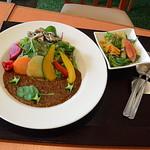 芦屋木麗 - きのこと野菜の自家製カレー