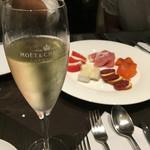 ロビーカフェファシーノ - 《2016年9月 ディナー》