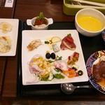 56459084 - 夕食(妻)