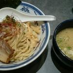 つけ麺や 武双 - 鶏白湯つけ麺・大盛り