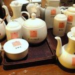 四川辣麺 - 豊富な調味料がエエ仕事します