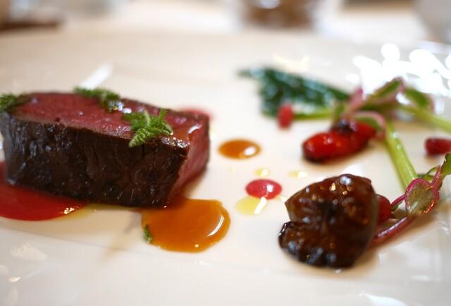 イル プレージョの料理の写真