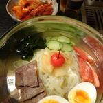 華吉 - 特製冷麺950円