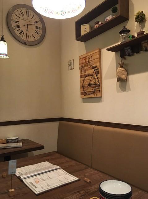 板橋3丁目食堂