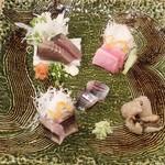 藁焼 みかん - 大皿にちょこちょこ盛りもたまらない☆☆