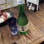 早池峰 - 冷酒・早池峰