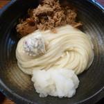 野の香 - エッジが効いたアルペンタイプの麺