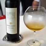 神楽坂 ヴェーリ - ワインは思ったより酸が強い。