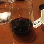 よしたく - カチ割りワイン 赤