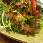 ふみや - 豆腐サラダは食べてましぇん(´・ω・`)