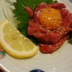 ふみや - 今日のハラミユッケ最高!