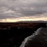 ホテルあや瀬 - 夕日ヶ丘からの夕景;富士岬を隔て礼文島を望む @2016/09/17