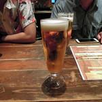アガリコオリエンタルビストロ - 飲み放題から生ビール