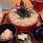 長寿庵 - おろし蕎麦¥850