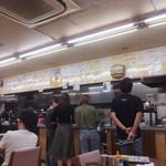 東横 - 店内(2016年9月)