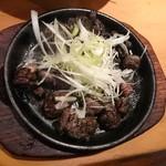 よだきんぼ - 地鶏の炭火ねぎポン酢