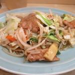 浜町軒 - 肉野菜炒め