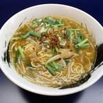 びっくり亭 - カスヤキ拉麺