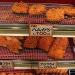 タカギフーズ 西千葉店 - 分厚いハムカツ100円