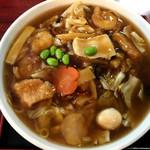 龍宝 たべにおいで - 広東麺 951円。だいぶ値上がりしたな~w