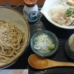 56482315 - 冷やしタンタン麺