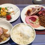 56482779 - 朝食ビュッフェ¥1200
