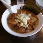 56482836 - きわみのラーメン(肉多め・細麺)