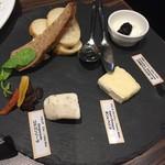 ACORN - チーズ盛り合わせ