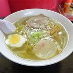 こばりん - 塩ラーメン(600円)