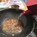 遊庵 - 自然体の蕎麦湯