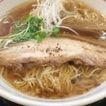麺屋 義 - 1回目のラーメン