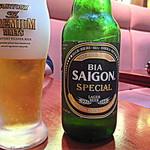 ニャーヴェトナム - SAIGON Special Beer