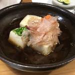 56488205 - 【2016.9月追加】揚げ出し豆腐
