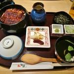備長 - ひつまぶし 3,150円(税抜)