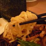 らーめん成清 - ☆麺は太麺ですね(^_-)-☆