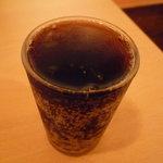 らーめん成清 - ☆しゅわぁわぁ~コーラで乾杯です)^o^(☆