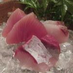 銀平 - お刺身三種