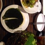新宿東口 韓国料理 サムギョプサル とん豚テジ -
