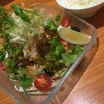 56492507 - 冷麺&ライス