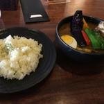 56492543 - 角煮 スープカレーとライス